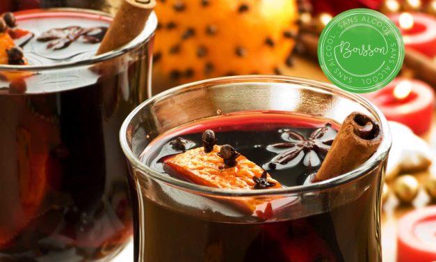 Le Vin chaud sans Alcool